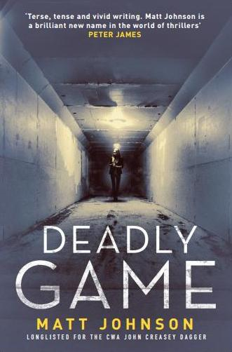 Deadly Game cover 2
